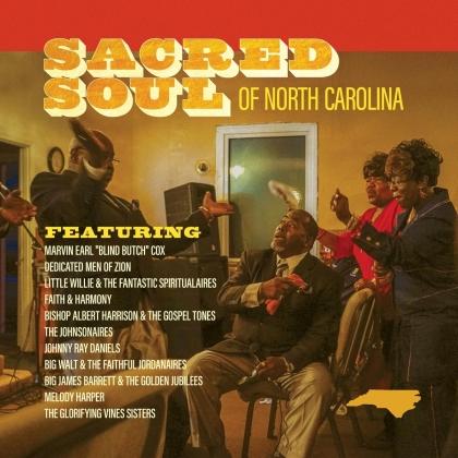 Sacred Soul Of North Carolina