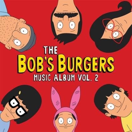 Bob's Burgers - Bob's Burgers Music Album Vol. 2 (2 CD)