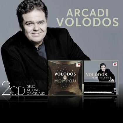 Johannes Brahms (1833-1897), Arcadi Volodos & Arcadi Volodos - Volodos Plays Brahms/Volodos (2 CDs)