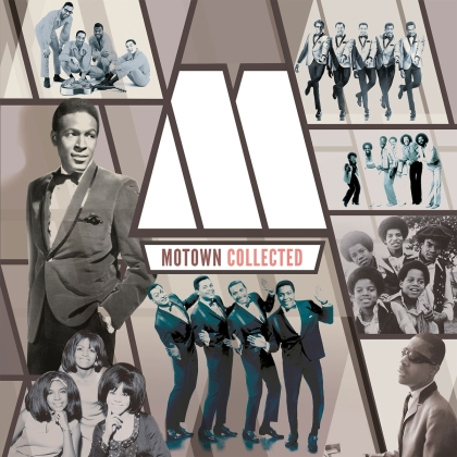 Motown Collected (2021 Reissue, Music On Vinyl, Limited Edition, 2 LPs)