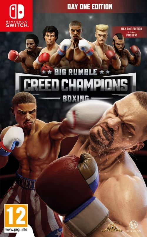 Big Rumble Boxing - Creed Champions (Day One Edition)