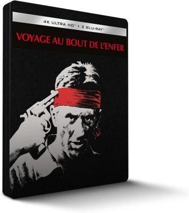 Voyage au bout de l'enfer (1978) (Limited Edition, Steelbook, 4K Ultra HD + Blu-ray)
