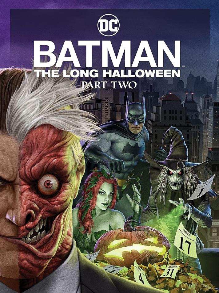 Batman - The Long Halloween - Part 2 (2021) (Steelbook)