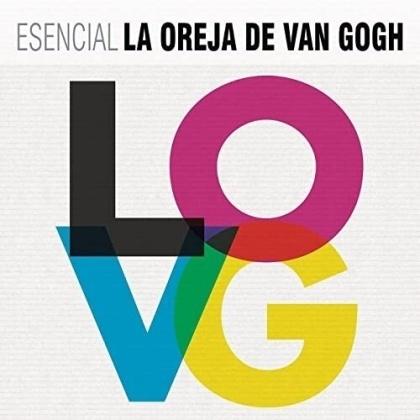 La Oreja De Van Gogh - Esencial La Oreja De Van Gogh (2 CDs)