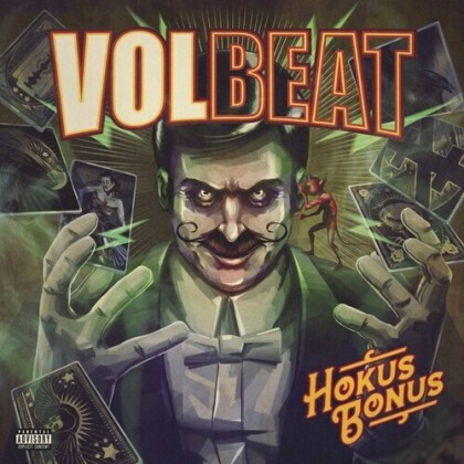 Volbeat - Hokus Bonus (LP)