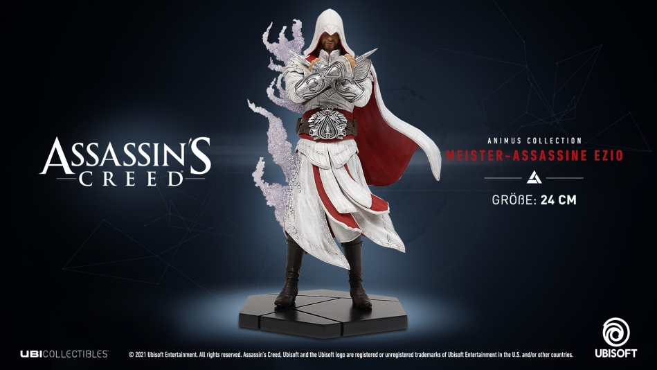 Assassin's Creed Animus Collection – Meister-Assassine Ezio (PlayStation 5 + Xbox Series X)