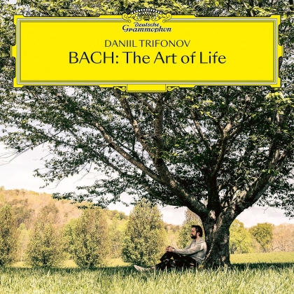 Johann Sebastian Bach (1685-1750) & Daniil Trifonov - Bach - The Art Of Life (3 LPs)