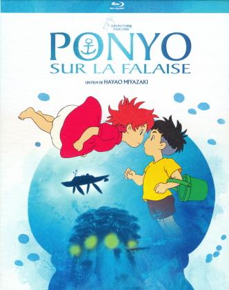 Ponyo sur la falaise (2008) (Boîte en carton, Nouvelle Edition)