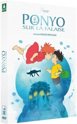 Ponyo sur la falaise (2008) (Neuauflage)