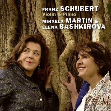 Franz Schubert (1797-1828), Mihaela Martin & Elena Bashkirova - Schubert Violin & Piano