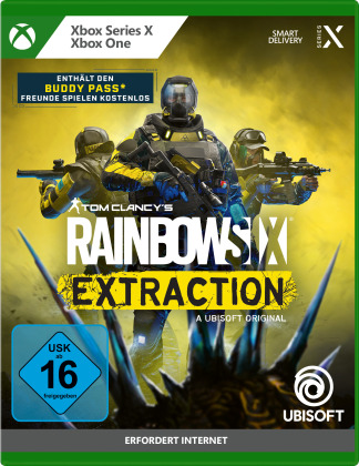 Rainbow Six Extraction (German Edition)