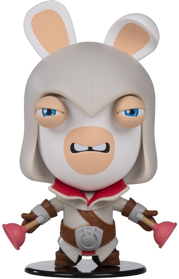 Ubisoft Heroes Figur Rabbid Ezio Assassins Creed
