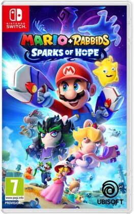 Mario & Rabbids - Sparks of Hope