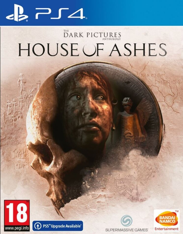The Dark Pictures - House of Ashes