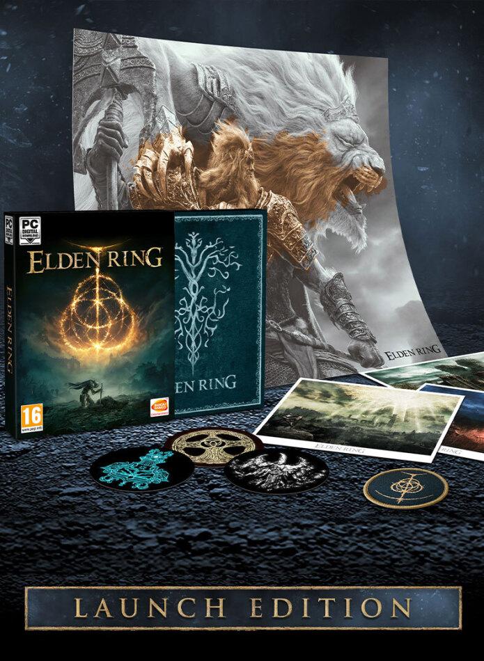 Elden Ring - [Code in a Box]