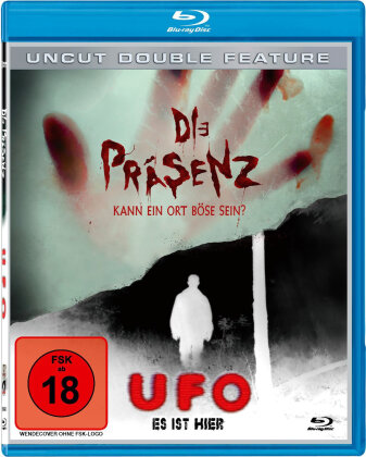 Die Präsenz / UFO (2 Blu-rays)
