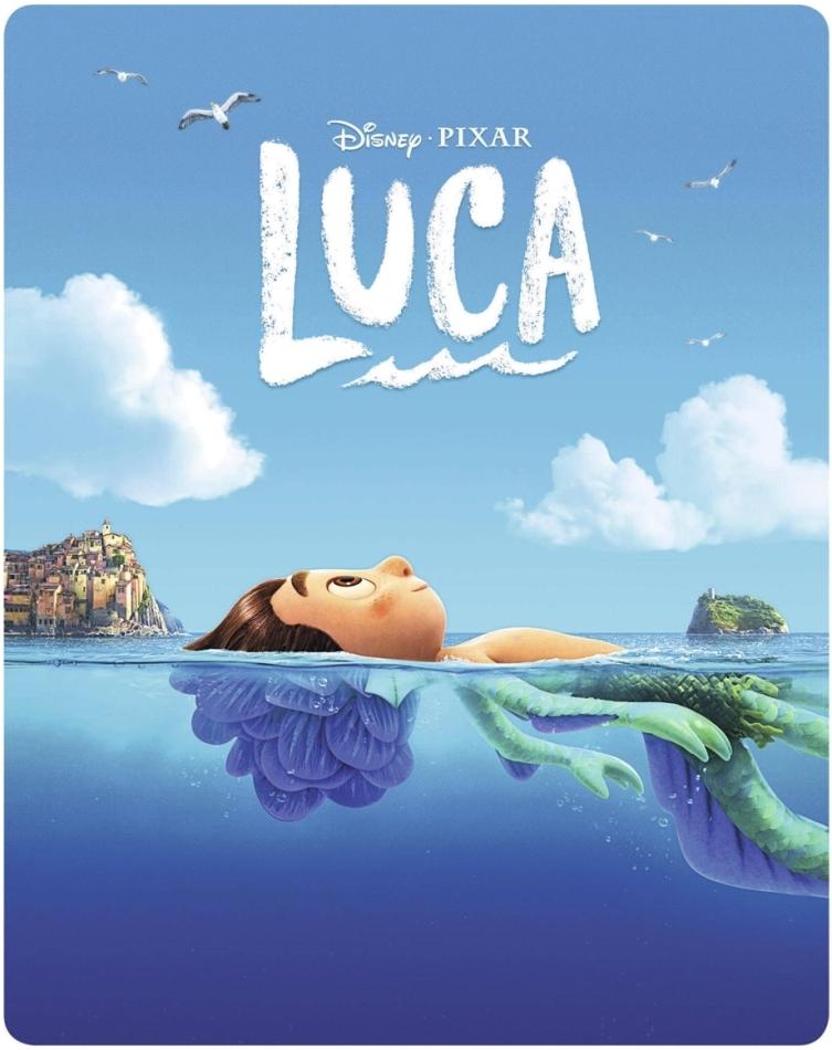 Luca (2021) (Édition Limitée, Steelbook)