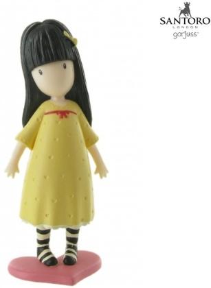 Gorjuss: The Pretend Friend - Figur 9cm