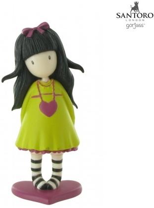 Gorjuss: Heartfelt - Figur 9cm