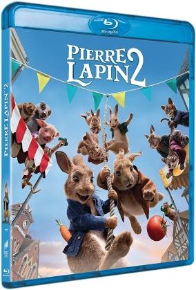 Pierre Lapin 2 - Panique en ville (2021)