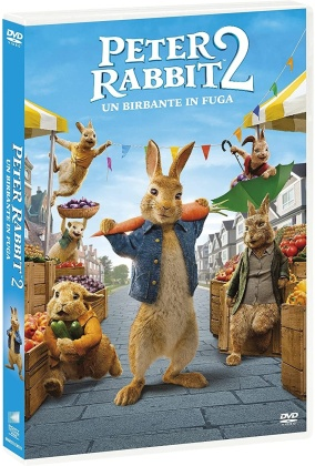 Peter Rabbit 2 - Un birbante in fuga (2021)