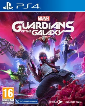 Marvel`s Guardians of the Galaxy