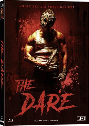 The Dare (2019) (Wattiert, Limited Edition, Mediabook, Uncut, Blu-ray + DVD)