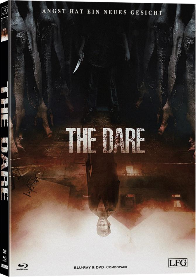 The Dare (2019) (Cover A, Edizione Limitata, Mediabook, Uncut, Blu-ray + DVD)