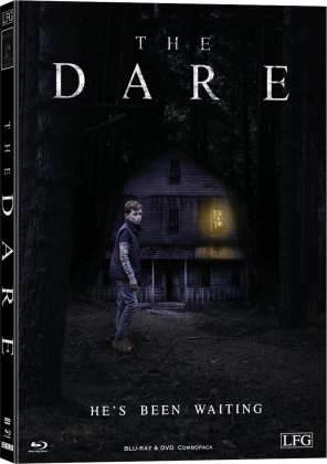 The Dare (2019) (Cover B, Limited Edition, Mediabook, Uncut, Blu-ray + DVD)