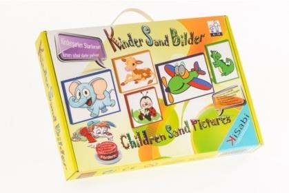 Children's Sand Pictures - Kindergarten Starter Pack
