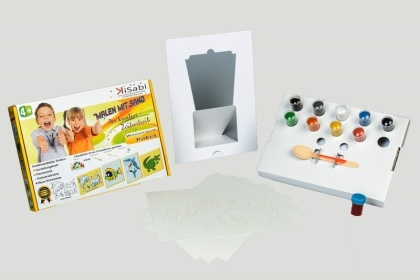 Children's Sand Pictures - Water World A4 Set