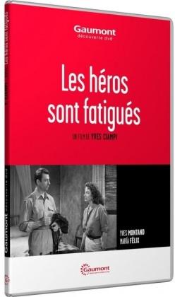 Les héros sont fatigués (1955) (Collection Gaumont Découverte)