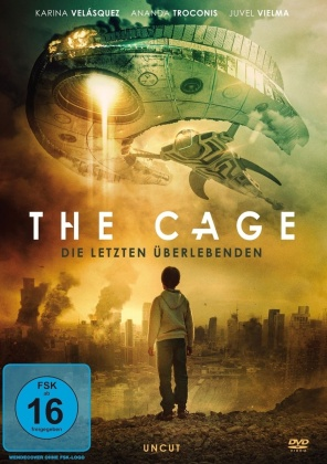 The Cage (2017) (Uncut)