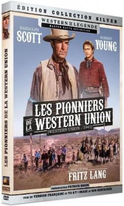 Les pionniers da la Western Union (1941) (Silver Collection, Western de Légende)