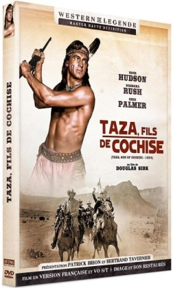 Taza, fils de Cochise (1954) (Western de Légende)