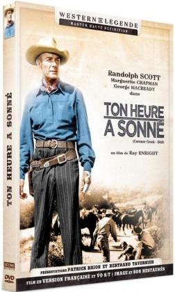 Ton heure a sonné (1948) (Western de Légende)