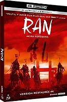 Ran (1985) (Restaurierte Fassung, 4K Ultra HD + 2 Blu-rays)