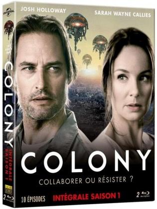 Colony - Saison 1 (2 Blu-rays)