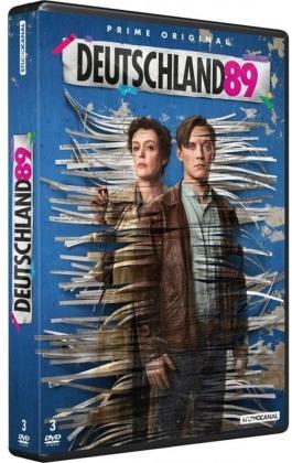 Deutschland 89 (3 DVDs)