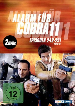 Alarm für Cobra 11 - Staffel 31 (Neuauflage, 2 DVDs)