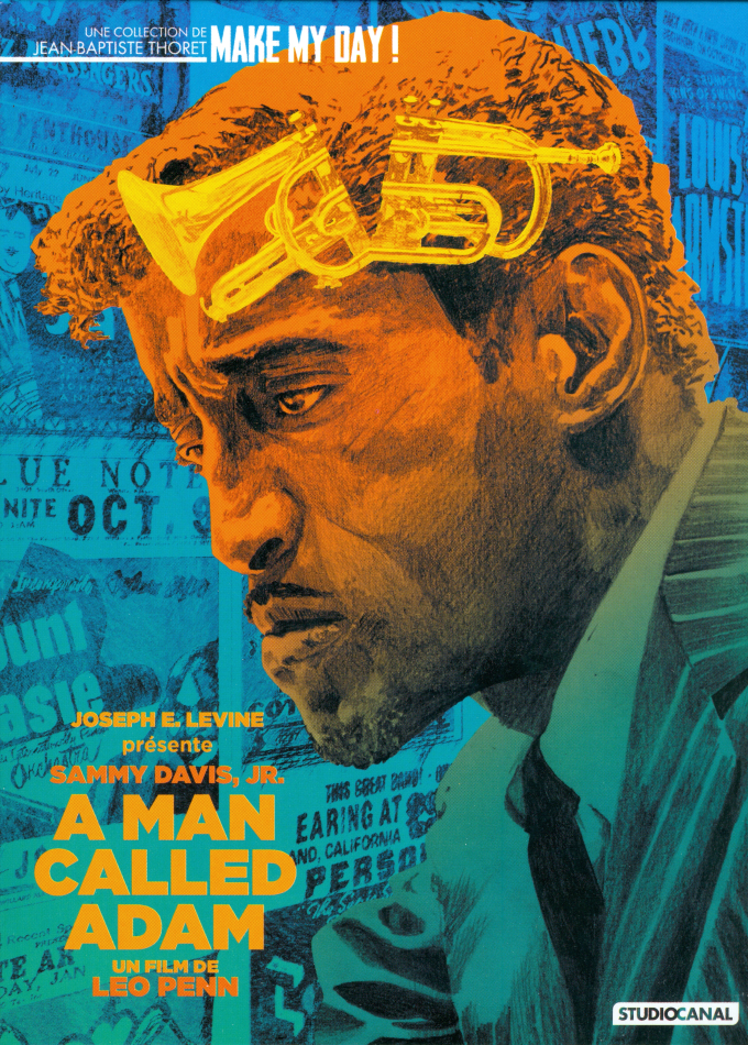 A Man Called Adam (1966) (Make My Day! Collection, s/w, Digibook, Blu-ray + DVD)