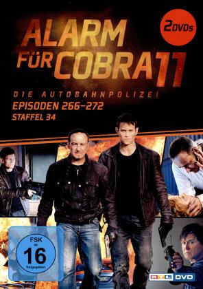 Alarm für Cobra 11 - Staffel 34 (Neuauflage, 2 DVDs)