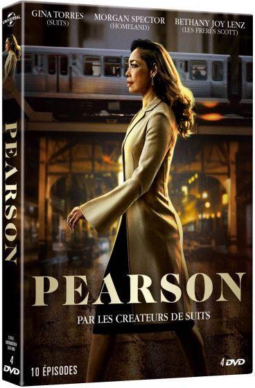 Pearson - Intégrale de la série (4 DVDs)