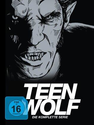 Teen Wolf - Die komplette Serie - Staffel 1-6 (Schuber, Softbox, 34 DVDs)