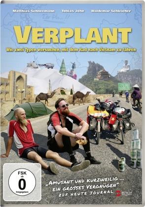 Verplant - Wie zwei Typen versuchen, mit dem Fahrrad nach Vietnam zu fahren (2021)