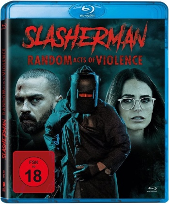 Slasherman - Random Acts of Violence (2019) (Uncut)