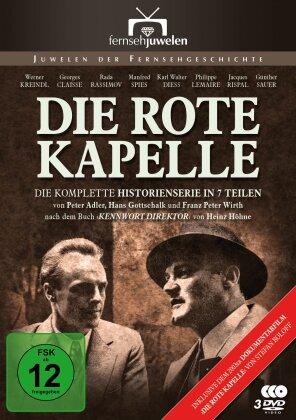 Die rote Kapelle - Der legendäre ARD-Fernsehfilm in 7 Teilen (Fernsehjuwelen, 3 DVDs)