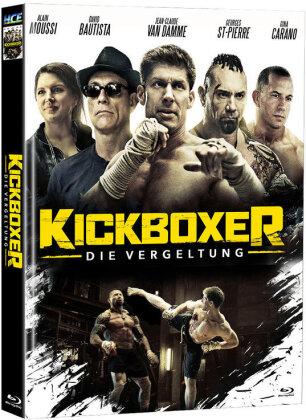 Kickboxer - Die Vergeltung (2016) (Limited Edition, Mediabook)
