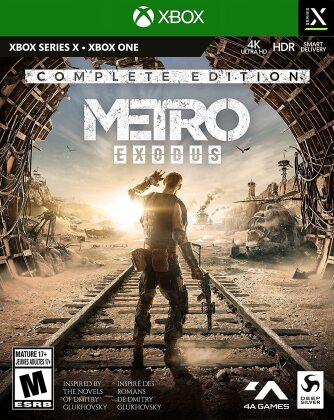 Metro Exodus Compelte Edition