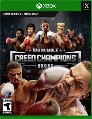 Big Rumble Boxing - Creed Champions